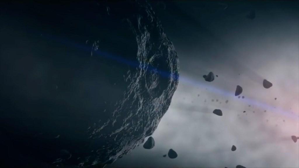 """""""Dios del caos"""", el enorme asteroide cerca de la Tierra"""