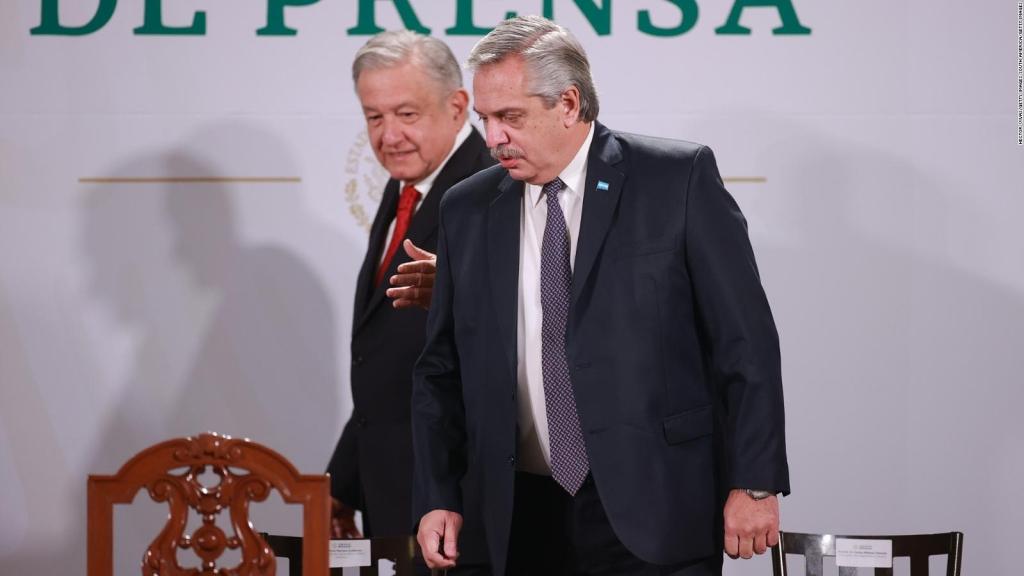 La agenda de Alberto Fernández en su segundo día en México
