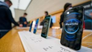 Apple le gana a Samsung como fabricante de teléfonos