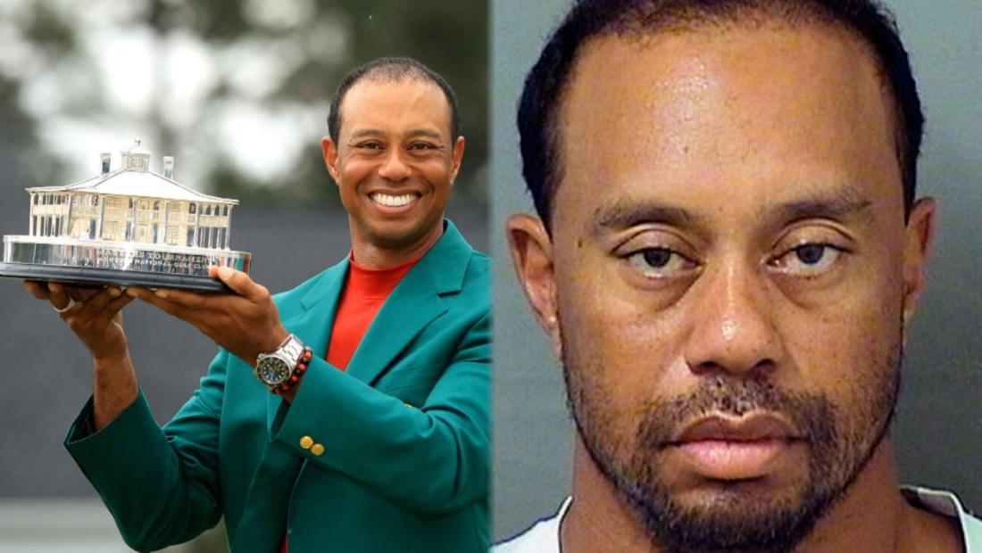 La vida de Tiger Woods: impresionantes marcas y polémicas