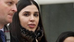 Los detalles del expediente del FBI sobre Emma Coronel