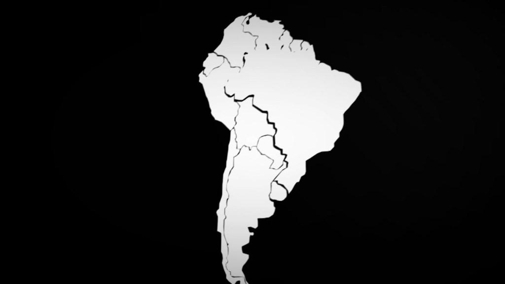 El mapa de vacunación contra el covid-19 en Sudamérica