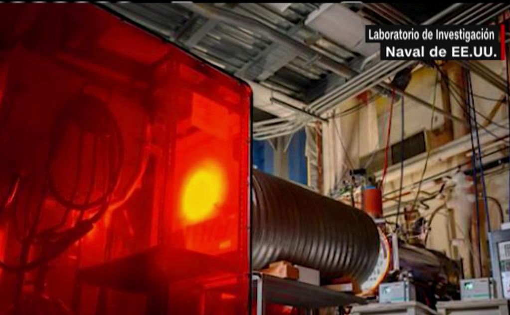 Prueban con éxito panel solar en el espacio