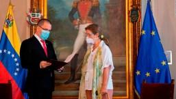 """Venezuela declara """"persona non grata"""" a enviada europea"""
