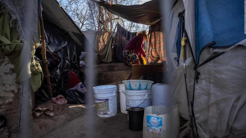Inmigrantes del campamento Matamoros podrán ingresar a EE.UU.