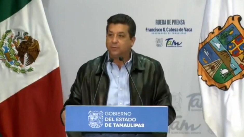 Process against Cabeza de Vaca