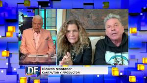 El elogio de Ricardo Montaner para Don Francisco