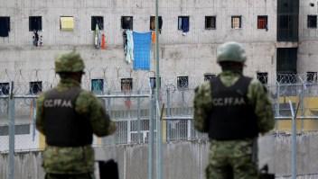 Dentro de los motines carcelarios de Ecuador