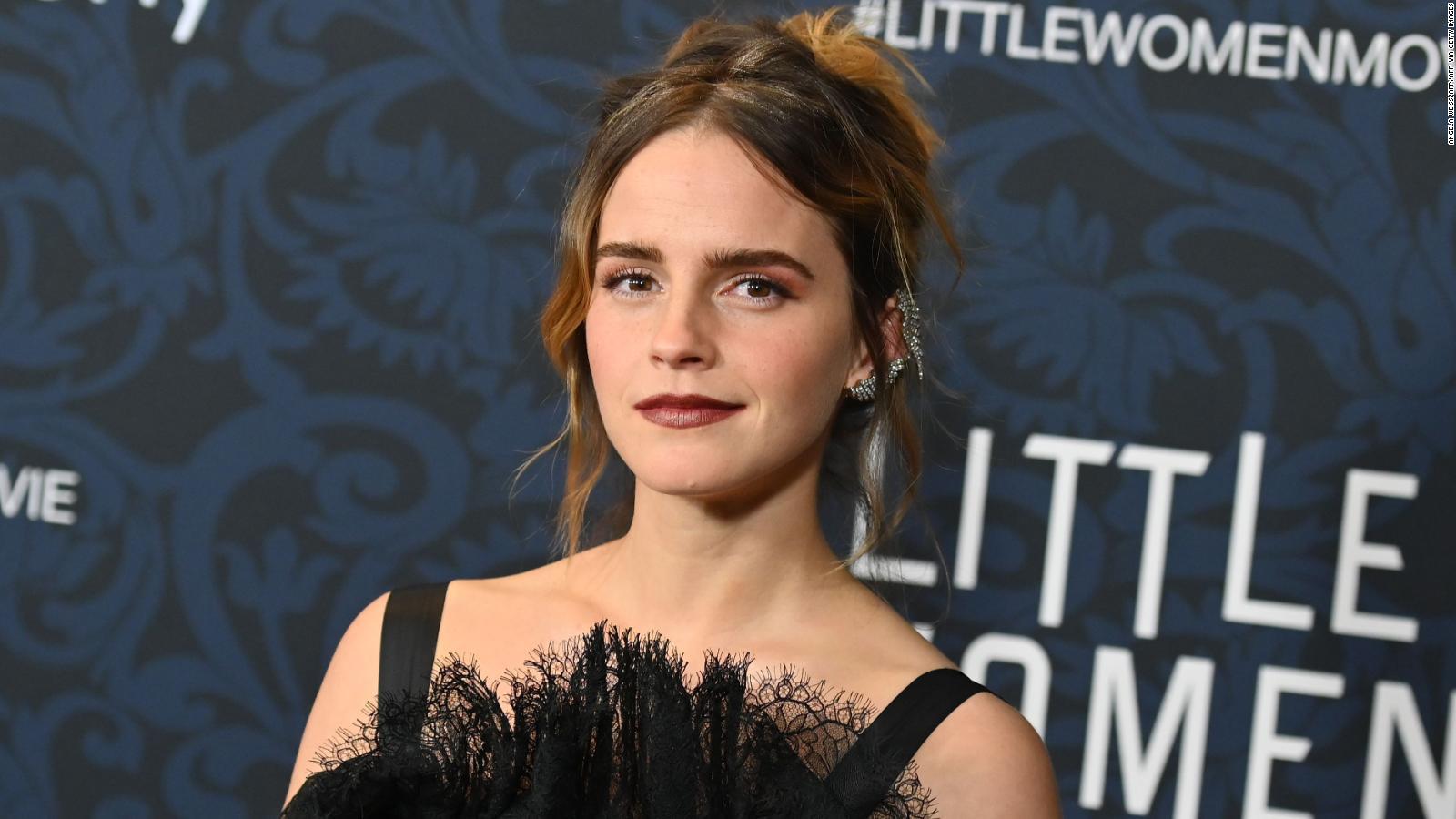 Es tendencia: Emma Watson se alejaría de los escenarios