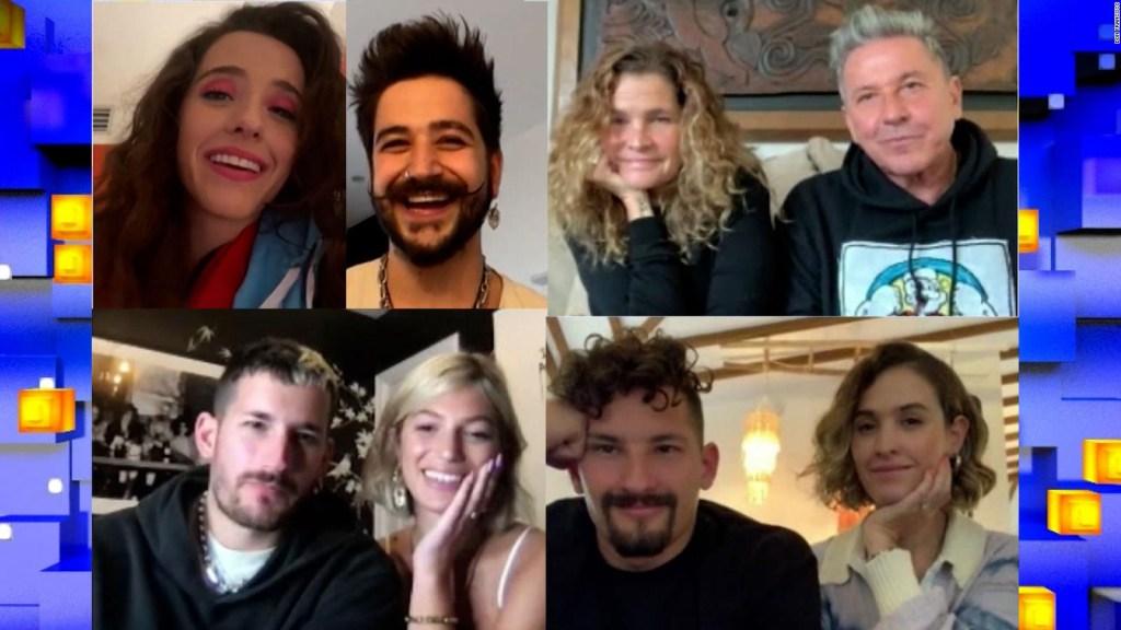 Programa 9: Las parejas en la familia Montaner