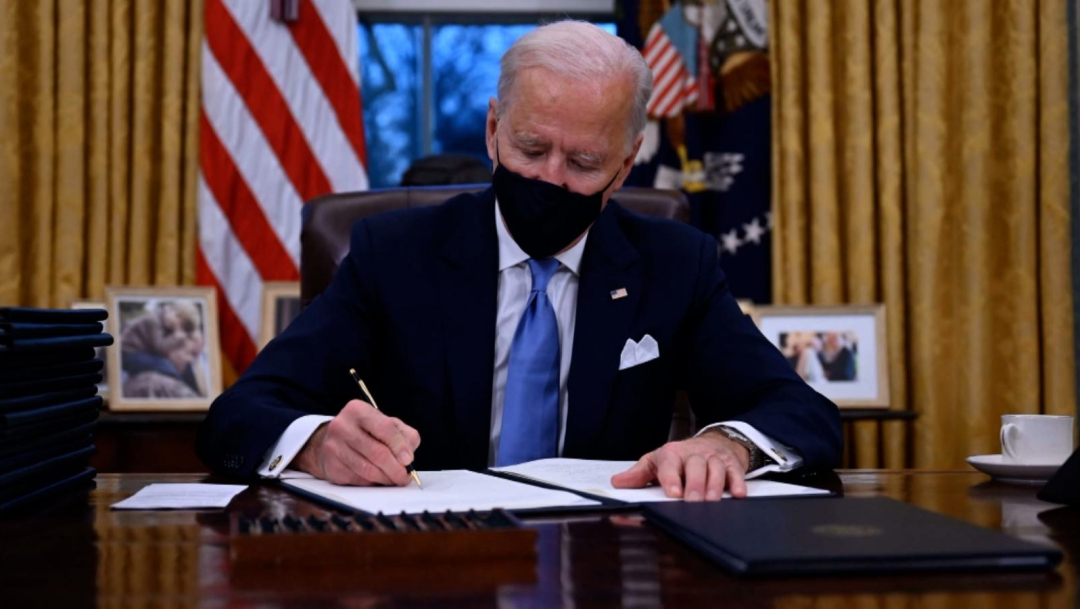 Martínez-Assad, Biden buscará un cambio en asuntos humanitarios con Medio Oriente