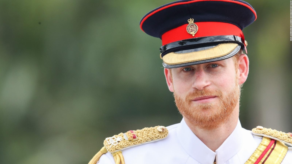 Prince Harry blames the press for his mental health