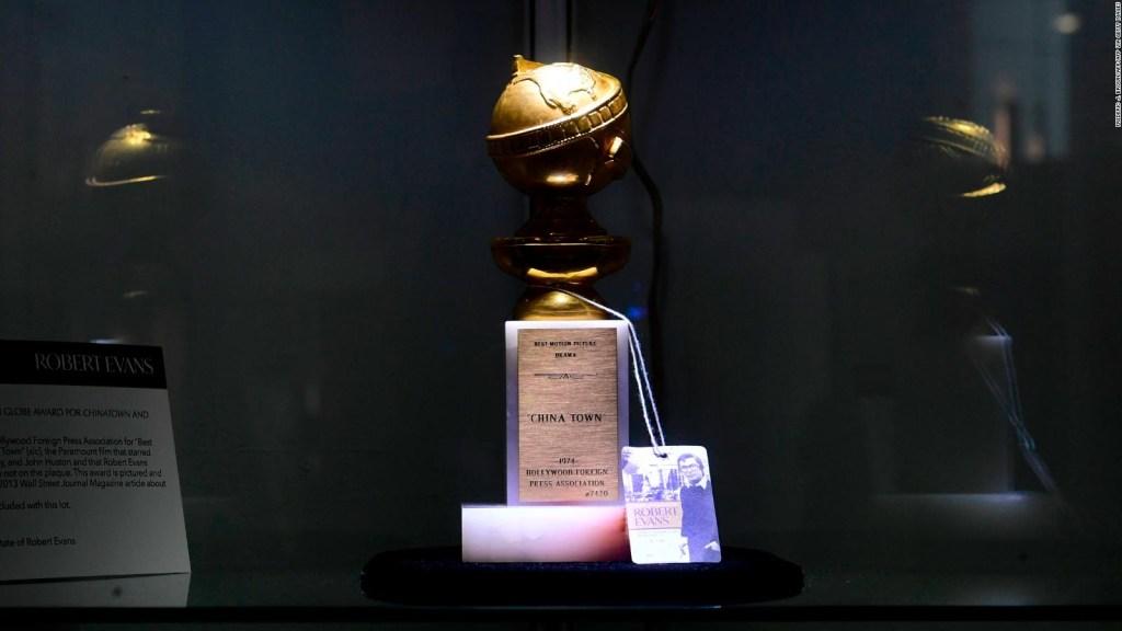 Este domingo se celebran los Globo de Oro