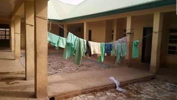 La ONU exige liberación de niñas secuestradas en Nigeria