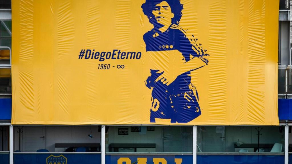 Córdoba: Diego Maradona fue muy especial conmigo