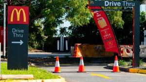 La novedosa forma de autoservicio que ofrece McDonald's