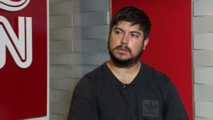 Leandro Báez habla sobre su condena y la de su padre