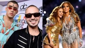 Bad Bunny y otros artistas latinos protagonistas en el deporte