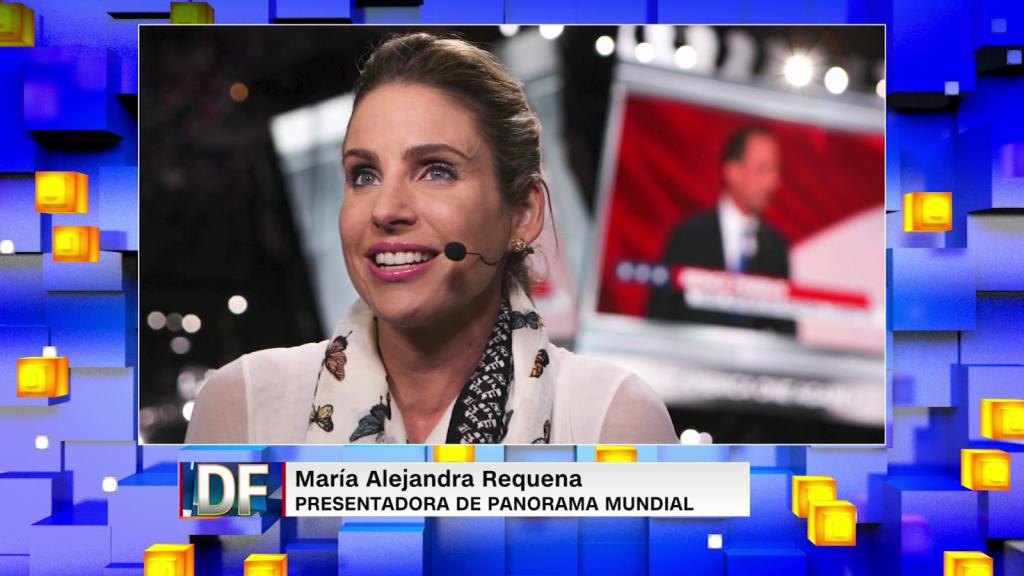 La trayectoria de María Alejandra Requena en Venezuela