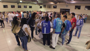 El Salvador celebra elección legislativa clave para Bukele