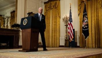 Texas declaración emergencia Biden Abbott