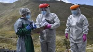 Bolivia médicos