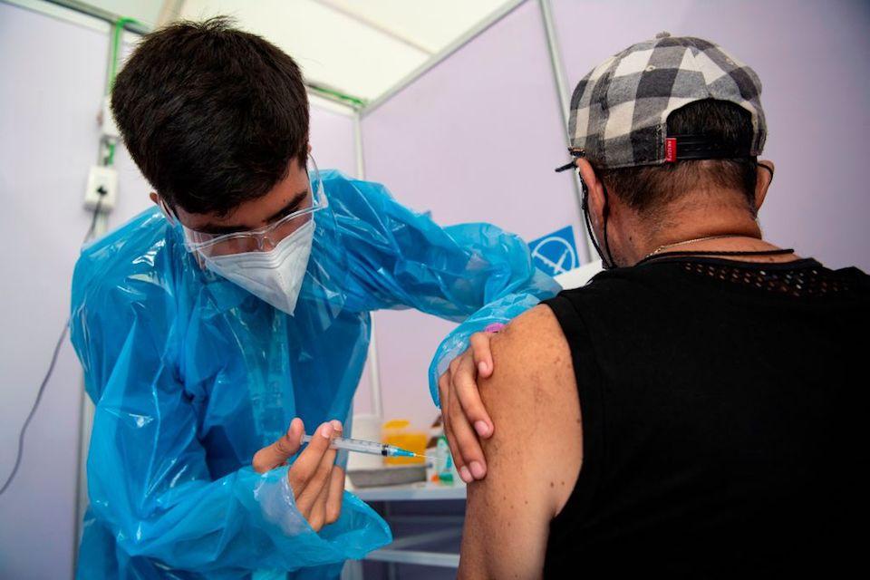 Chile vacunación covid