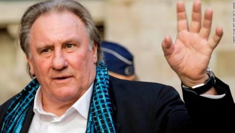 Gérard Depardieu, investigado por presunta violación