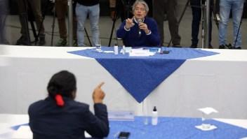 Ecuador recuento de votos