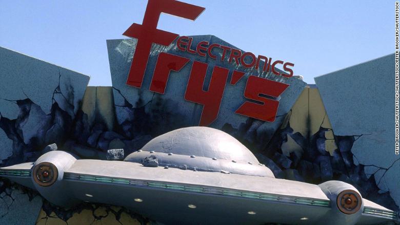 Fry's Electronics
