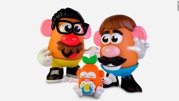 Mr. Potato Head, Señor cara de papa