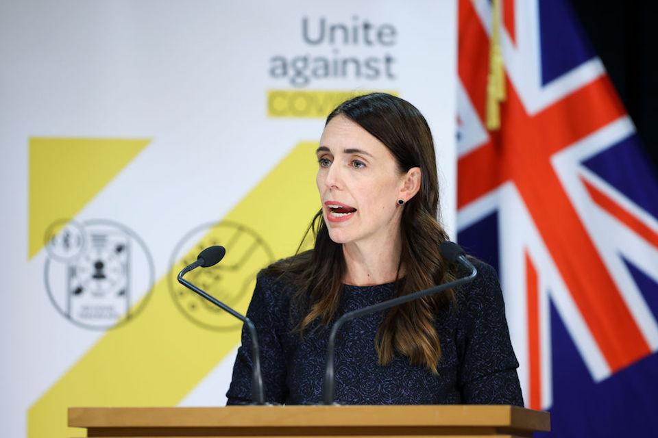 Nueva Zelandia y Australia vacuna