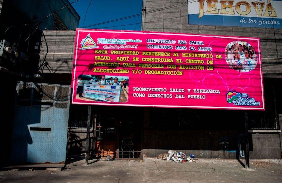 Gobierno de Nicaragua inaugura centros de salud en instalaciones de medios de comunicación clausurados