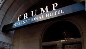 Hotel de Trump Washington