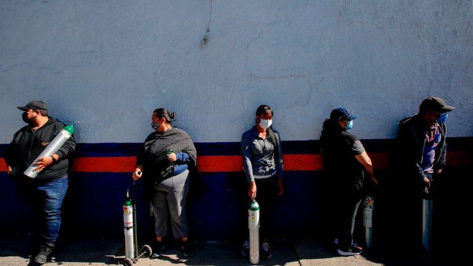 Oxígeno México
