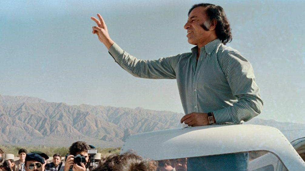 OPINIÓN | Carlos Menem, entre el amor y el odio