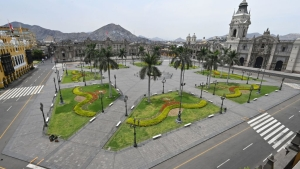 perú cuarentena