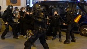 protestas detención pablo hasel