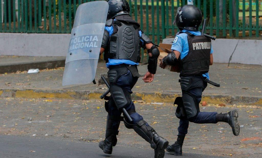 nicaragua detención
