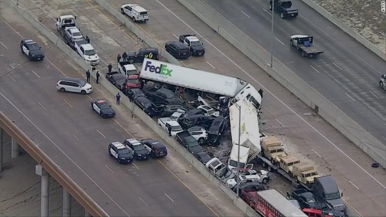 accidente texas fort worth