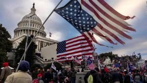 Refuerzan seguridad del Capitolio por charlas sobre conspiraciones