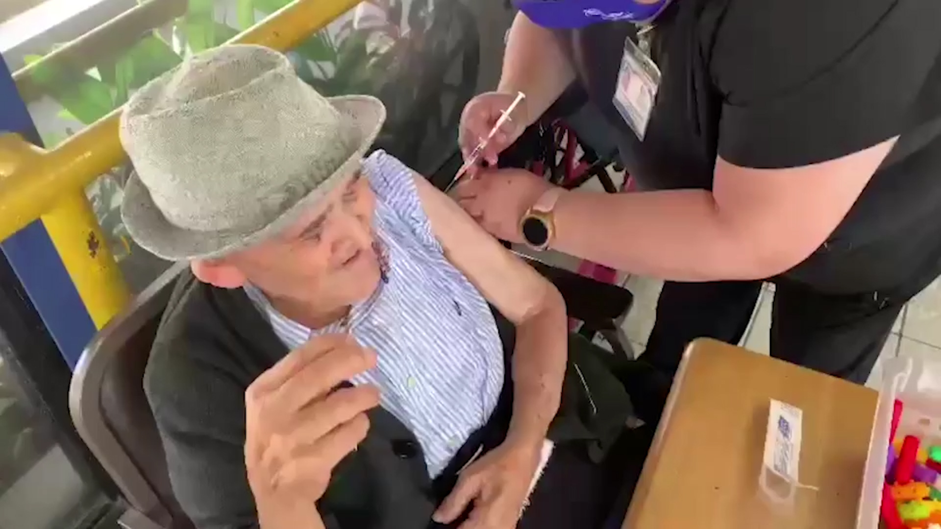 costa rica longevo vacuna