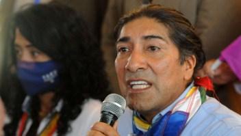Yaku Pérez Ecuador
