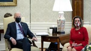 ANÁLISIS | La Cámara de Representantes está preparada para un pago inicial histórico sobre el legado de Biden