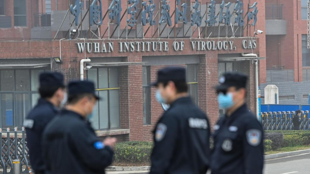 OMS laboratorio Wuhan coronavirus