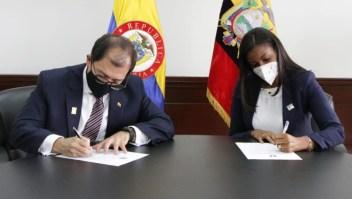 ecuador colombia