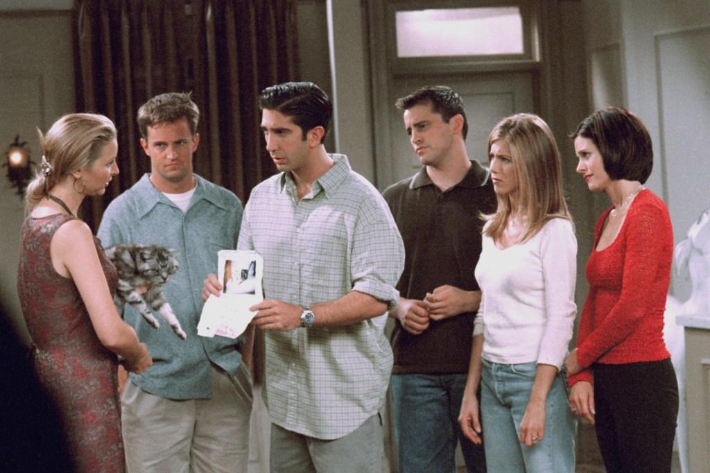 Friends seguirá transmitiéndose en Warner Channel