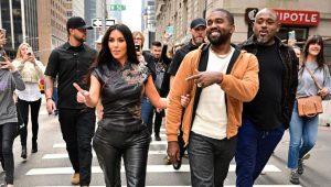 kim Kanye West kardashian