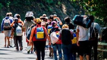 Colombia crea estatuto de protección temporal para venezolanos