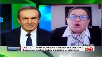 """""""No existen los remedios milagrosos"""" contra el covid-19, dice microbióloga mexicana"""